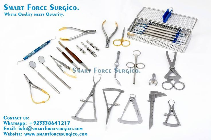 Smart Force Surgico. is established with a mission to provide our valued clients with impeccable service in the field of advance and update, finest quality hand crafted Dental Instruments, Dental Implants & Beauty Instruments. Align with our team of professionals; we always strive for a Full Satisfaction of a customer which is necessary for Long Terms Business Relations. We are also continuously developing new products, upgrading our instruments in all possible ways through technological…