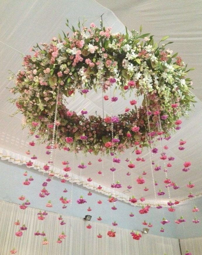 17 mejores ideas sobre flores colgantes en pinterest for Alquiler decoracion bodas