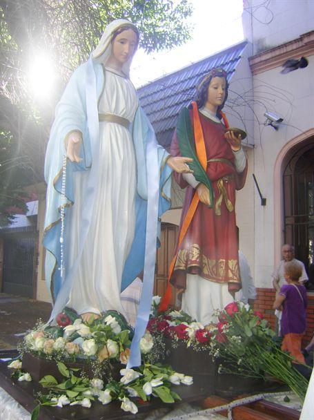 Parroquia Santa Lucía | Palermo