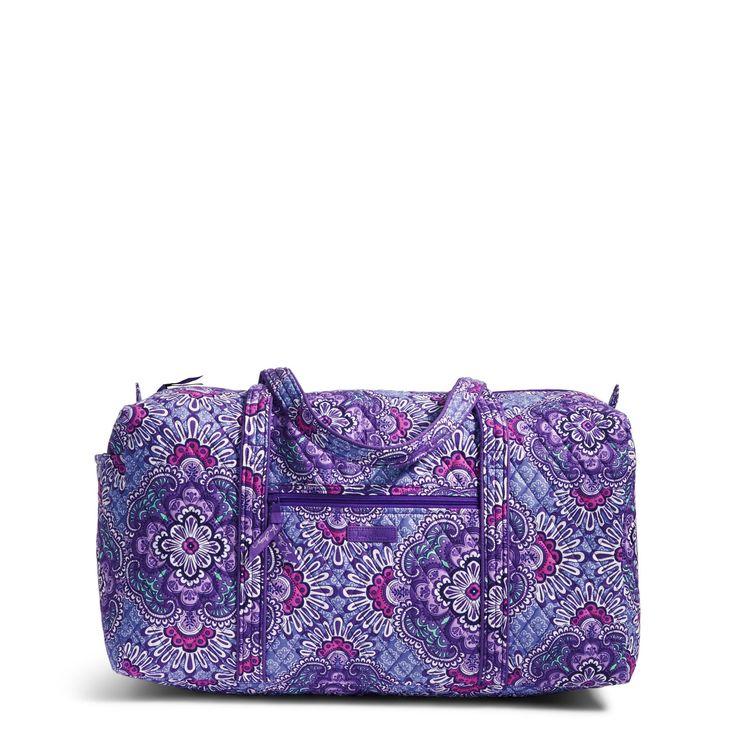 Vera Bradley | Large Duffel Bag