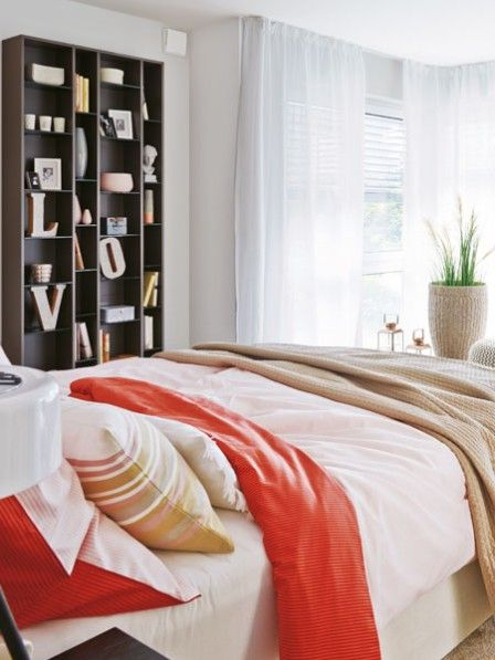 62 best Schlafzimmer images on Pinterest Live, Decoration and Home - schlafzimmer wohnidee