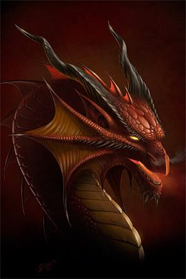50 Legendary Dragon Illustrations