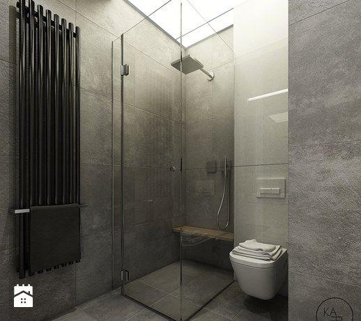 Łazienka styl Minimalistyczny - zdjęcie od KAEEL.GROUP | ARCHITEKCI
