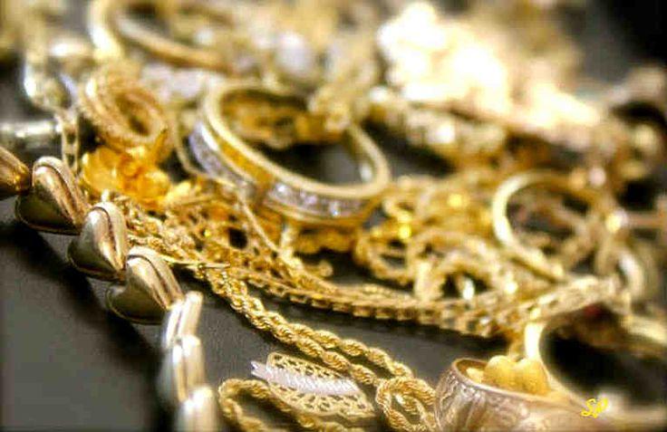 как почистить золото и серебро