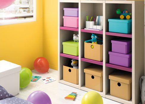 Organizar la habitaci n de los ni os estanter a niko - Organizar habitacion ninos ...