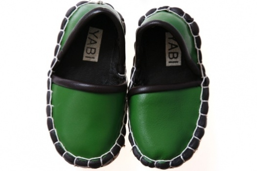 michele keeler shoe grn/brwn