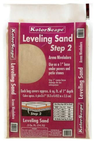 Oldcastle Kolorscape 40100309 Step Two Patio Base, 50 lbs