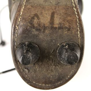 Curly Lambeau's Cleats. #packers #vintage #nfl #throwback
