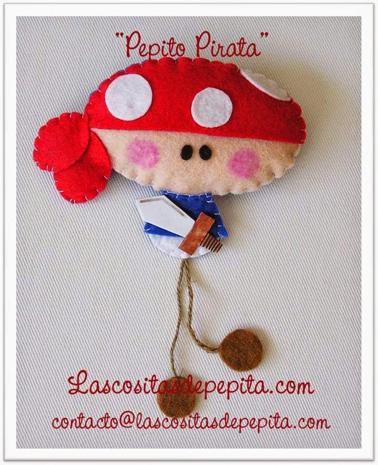 Las cositas de Pepita: La familia Pepita crece!!!