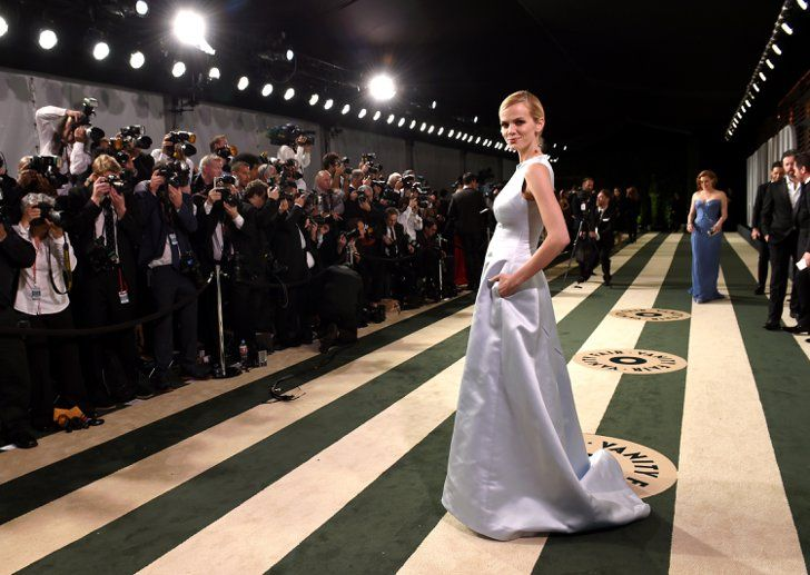 Pin for Later: Les Stars se Sont Laissé Aller à la Soirée Vanity Fair Brooklyn Decker