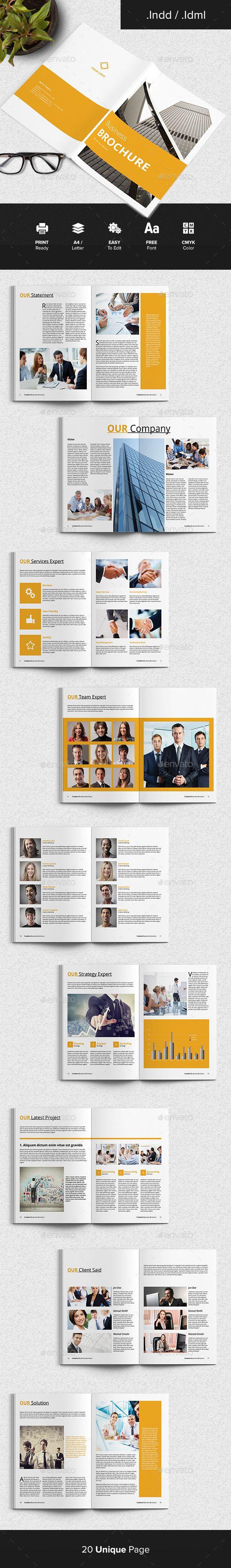 Brochure #multipurpose square brochure #2017 brochure  • Download here → https://graphicriver.net/item/brochure/18264794?ref=pxcr