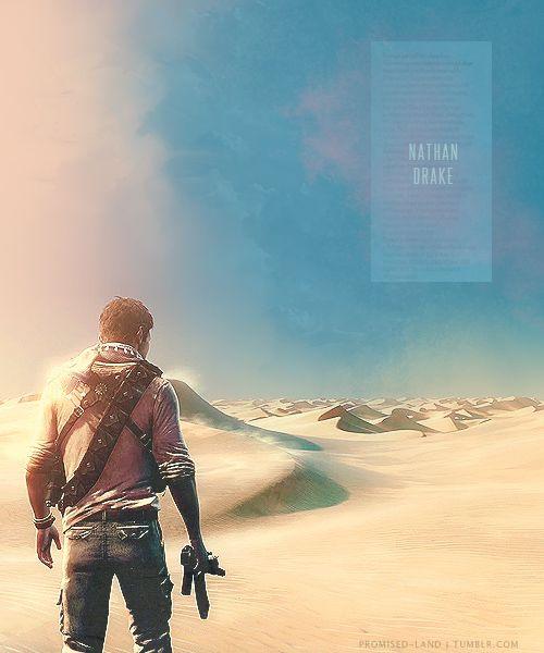 Nathan Drake - Uncharted 3