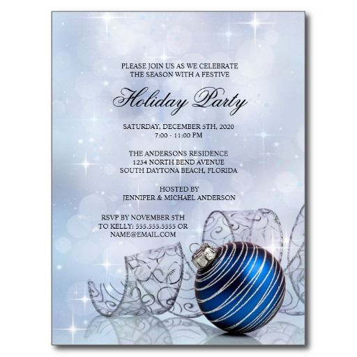 32 best Corporate Holiday Party Invitations images on Pinterest - company party invitation templates