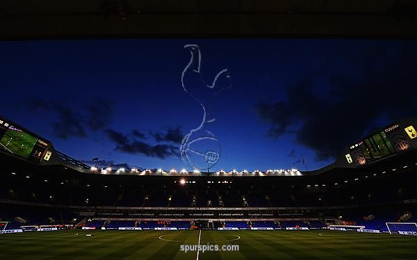 LONDON, ENGLAND - MARCH 04: A general view inside the stadium prior to the Barclays Premier League match between Tottenham Hotspur and Swansea City at White Hart Lane on March 4, 2015 in London, England. (Photo by Jamie McDonald/Getty Images)