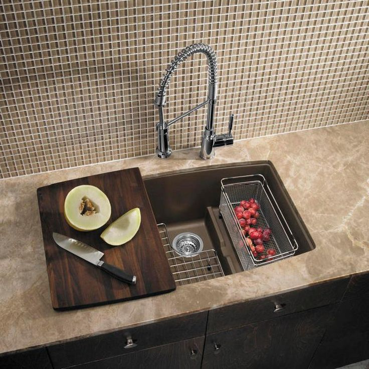 The 25 best granite composite sinks ideas on pinterest - Granite composite bathroom sinks ...