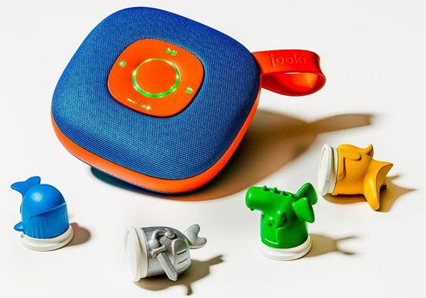 #Jooki — музыкальный автомат для детей