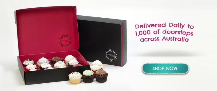 Why visit a shop to buy cupcakes when you can order online for fast cupcakes delivery? Cupcakes Delivered - the easiest way to sweeten someone's day! Order today for delivery tomorrow.