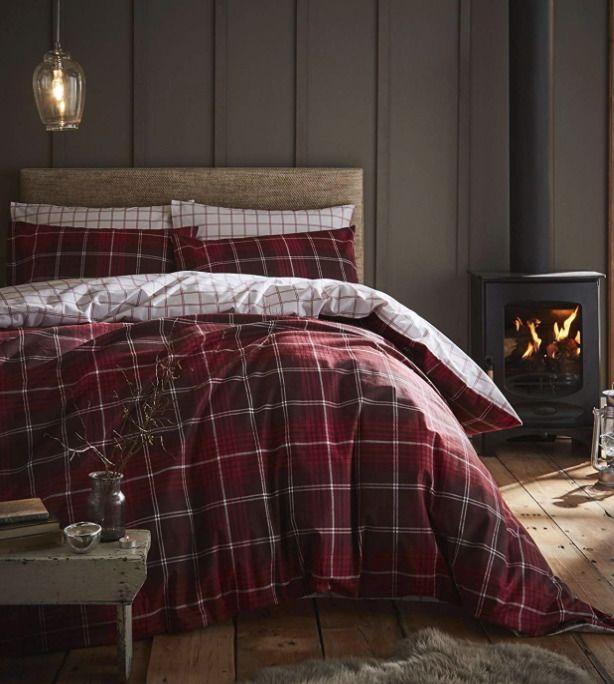 Pin By Joy Chandler On Stuff To Buy Duvet Sets King Duvet Cover Sets Red Duvet