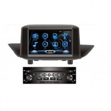 Autoradio DVD GPS Peugeot 308 avec écran tactile & fonction Bluetooth,Iphone,TV, Can Bus