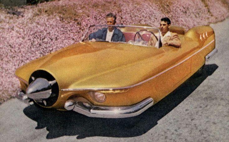 Manta Ray (1953) - http://oldconceptcars.com/1930-2004/manta-ray-1953/