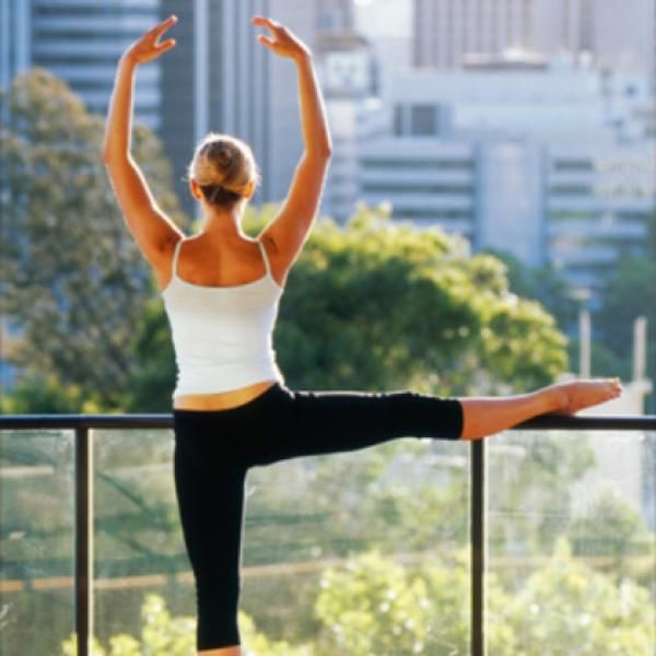 Barre Workout: Embrace Your Inner Ballerina - Home Workout Plan: 7 Ballet-Inspired Moves for Long, Lean Muscles - Shape Magazine