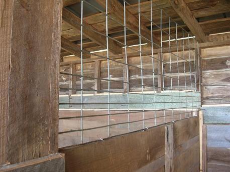 2 Stall Barn Plans