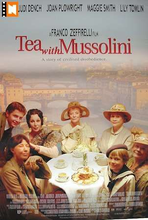 Tea with Mussolini (1999) - Cher. Judi Dench. Maggie Smith. Lily Tomlin. Need I say more? I won't bother with the plot, which I very much enjoyed. It's set in Florence and the Italian countryside...did the Rome, Florence, Venice thing, mind you. Beautiful scenery. Interesting characters. WWII. (I'm a war buff.) Come for the cast, stay for the story. (Did I say I want to visit the Amalfi Coast?)…