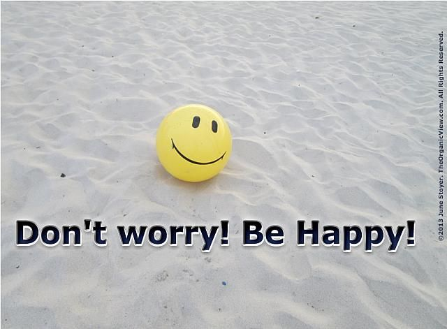 dont worry be happy quotes - photo #1
