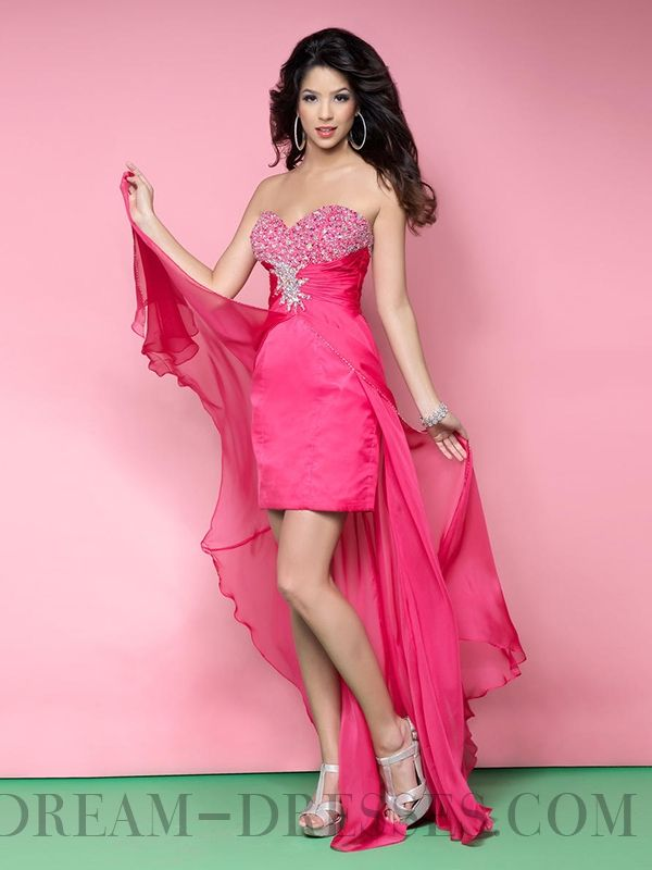 Mejores 57 imágenes de Asymmetrical Dress en Pinterest | Vestidos de ...
