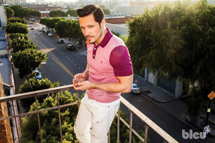Revenge Star Nick Wechsler Covers Bleu Magazine, Talks Style + Kanye image Nick Wechsler Bleu Magazine Photos 003 800x533
