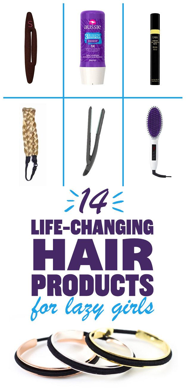 14 Life-Changing Hair Products For People Who Are Lazy AF