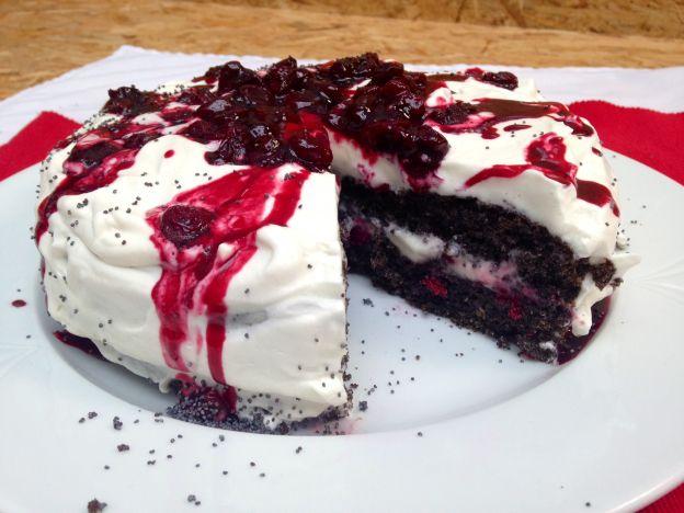 maková torta PEPE