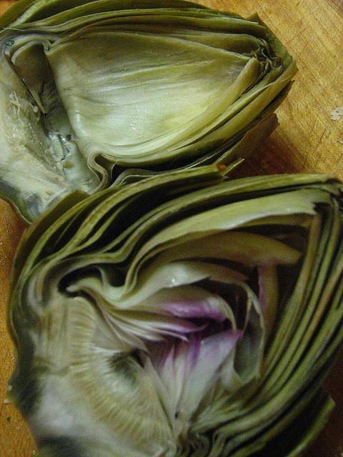 Baked Artichokes | Recipes | Pinterest