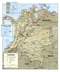 Villavicencio Colombia Travel Information