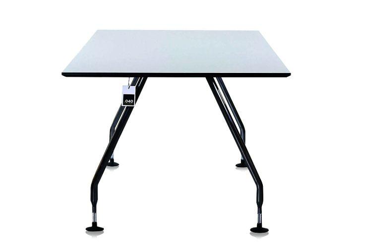 Refurbished Vitra Ad Hoc bureautafel (verschillende uitvoeringen) > Kantoor meubilair > PUNT040 kantoor- en designmeubilair