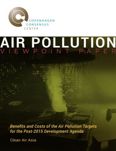The viewpoint of Clean Air Asia commends Larsen's assessment paper and the conclusion about the importance of tackling indoor pollution, but notes that the analysis assesses only a limited set of measures to combat ambient air pollution. Moreover a simple cost-benefit analysis may not present a holistic picture