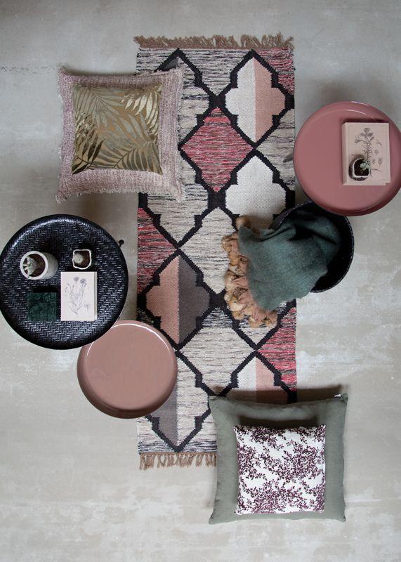 A.U Maison AW16. #aumaison #interior #homedecor #styling #danishdesign #livingroom #tables #cushions #rug