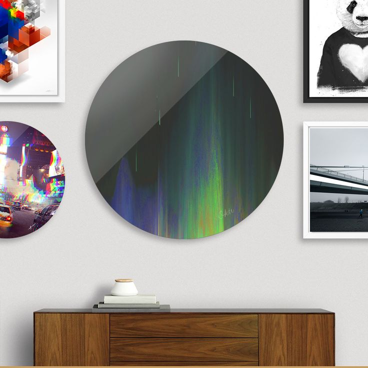 «Night Rain», Numbered Edition Fine Art Print by Okti W. - From $20 - Curioos