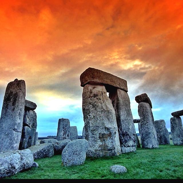 Stonehenge HDR: Stonehenge Hdr, Favorite Places