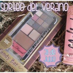 Gana Paleta CANDY BAR + #Pintalabios líquido de TOO FACED Melted ^_^ http://www.pintalabios.info/es/sorteos_de_moda/view/es/3819 #ESP #Sorteo #Maquillaje