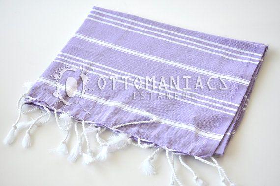 Peshkir Peshtemal Kitchen Linen Towel Organic Gift by Ottomaniacs, $14.25