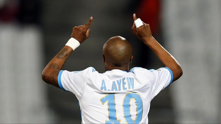 Mercato OM : André Ayew à l'OM, c'est nécessaire ? - http://www.europafoot.com/mercato-om-andre-ayew-a-lom-cest-necessaire/