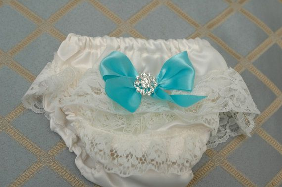 Ivory silk lace ruffle diaper cover. Any size available. Ruffle Baby Diaper Covers Bloomers