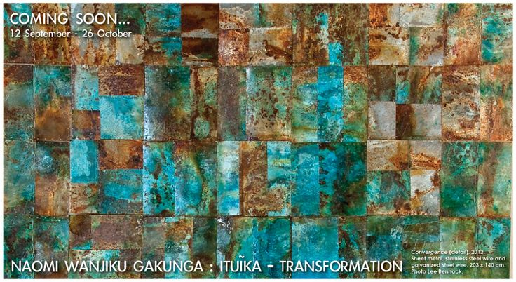 Naomi Wanjiku Gakunga: ITUIKA - TRANSFORMATION