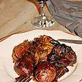 Poulet caramélisé du chef yotam ottolenghi