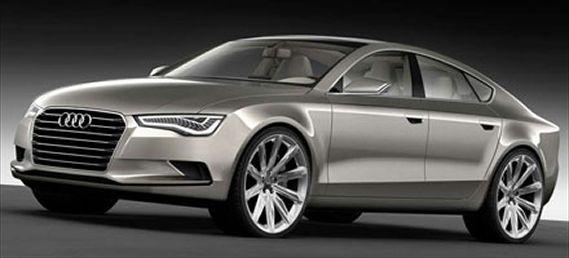 Audi Sportback (concept)