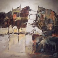 Wanda Szubielski - Canadian Artist