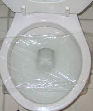 50 Best Bathroom Pranks Images On Pinterest Ha Ha Funny