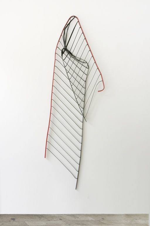 The Handrail, Monika Sosnowska 2009 - Daimler Art Collection Daimler Art Collection