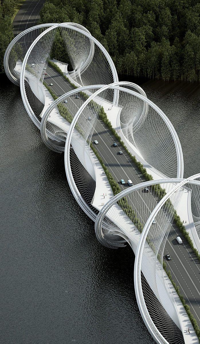 Su cosntrucción está planeada por los Juegos Olímpicos de invierno 2022.